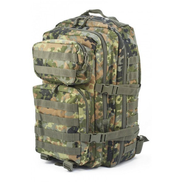 Рюкзак милитари Assault Pack 35 литров flecktarn